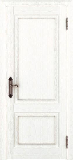 Дверь межкомнатная Palermo 400011 Дуб жемчужный