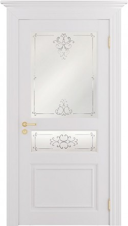 Дверь межкомнатная Palermo 400012 Снежная королева