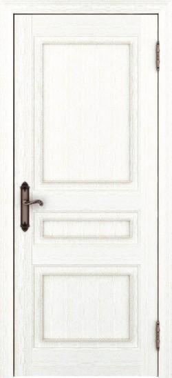 Дверь межкомнатная Palermo 400015 Дуб жемчужный