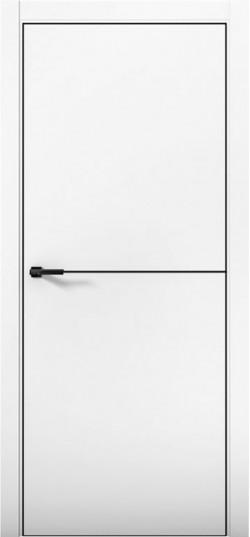 Дверь межкомнатная Палладиум Palladium 2 Белый