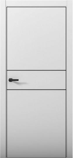 Дверь межкомнатная Палладиум Palladium 3 Серый