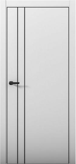 Дверь межкомнатная Палладиум Palladium 4 Серый