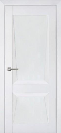 Дверь межкомнатная Перфекто 101 Белый бархат