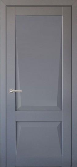Дверь межкомнатная Перфекто 101 Серый бархат