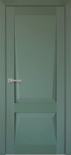 Дверь межкомнатная Перфекто 101 Зеленый бархат