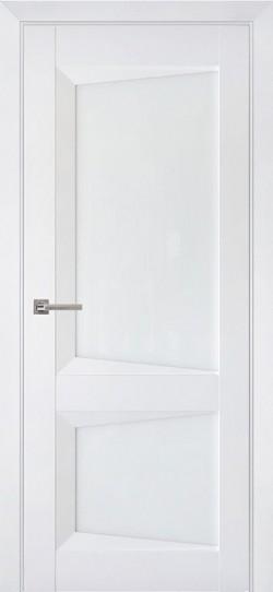 Дверь межкомнатная Перфекто 102 Белый бархат
