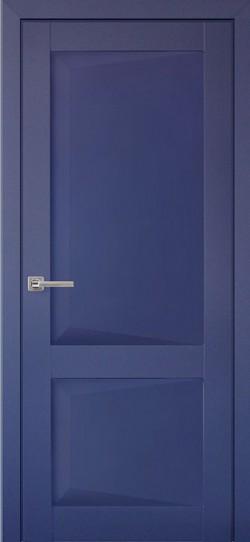 Дверь межкомнатная Перфекто 102 Синий бархат