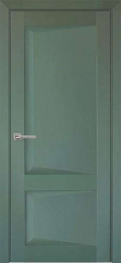 Дверь межкомнатная Перфекто 102 Зеленый бархат