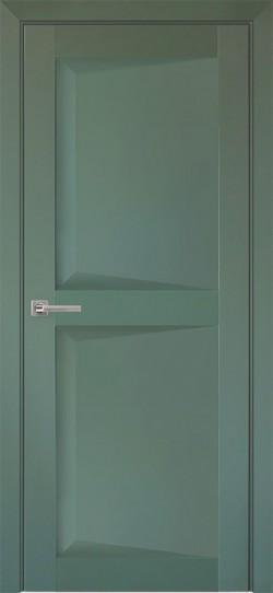 Дверь межкомнатная Перфекто 104 Зеленый бархат