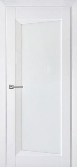Дверь межкомнатная Перфекто 105 Белый бархат