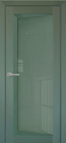 Дверь межкомнатная Перфекто 105 Зеленый бархат
