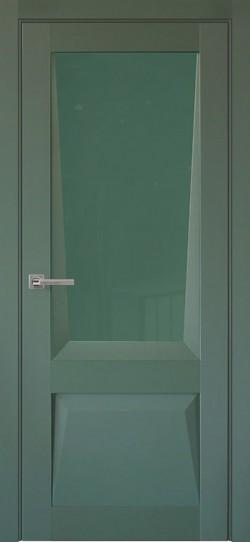 Дверь межкомнатная Перфекто 106 Зеленый бархат