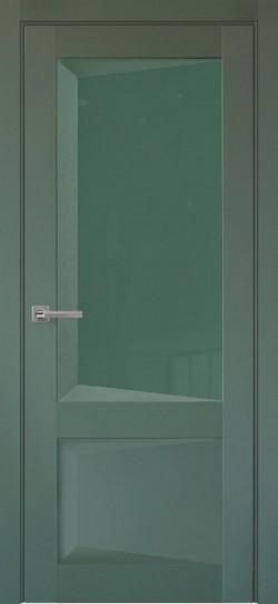 Дверь межкомнатная Перфекто 108 Зеленый бархат