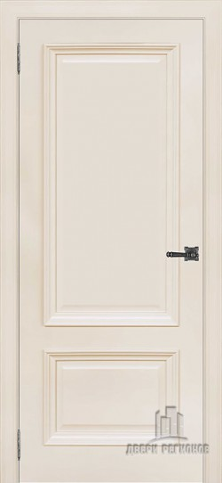 Дверь межкомнатная Неаполь 1 Слоновая кость (Ral 9001)