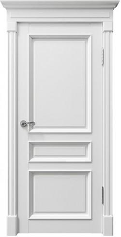 Дверь межкомнатная Rimini 80001 Белый Серена