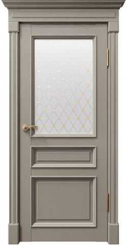 Дверь межкомнатная Rimini 80001 Каменный Серена