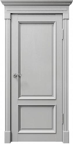Дверь межкомнатная Rimini 80002 Светло-серый Серена