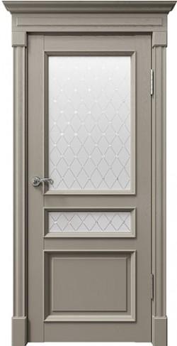 Дверь межкомнатная Rimini 80003 Каменный Серена