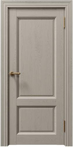 Дверь межкомнатная Sorrento 80010 Светло-серый Серена