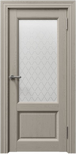Дверь межкомнатная Sorrento 80010 Каменный Серена