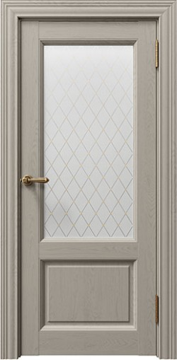 Дверь межкомнатная Sorrento 80010 блистер золото Тортора Soft touch