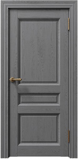 Дверь межкомнатная Sorrento 80012 Атрацит Soft touch