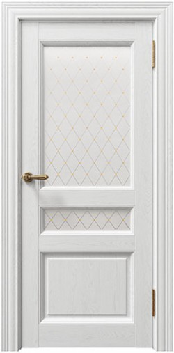 Дверь межкомнатная Sorrento 80014 Кремовый Soft touch