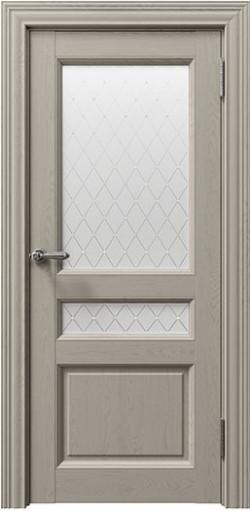 Дверь межкомнатная Sorrento 80014 Светло-серый Серена