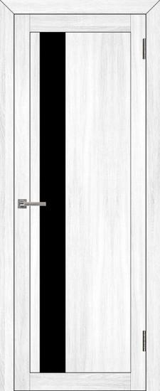 Дверь межкомнатная UniLine 30004 Белый велюр