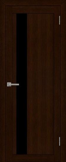 Дверь межкомнатная UniLine 30004 Дуб шоколадный