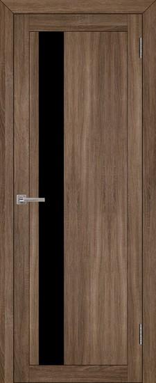 Дверь межкомнатная UniLine 30004 Серый велюр
