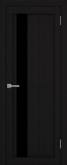 Дверь межкомнатная UniLine 30004 Шоко велюр