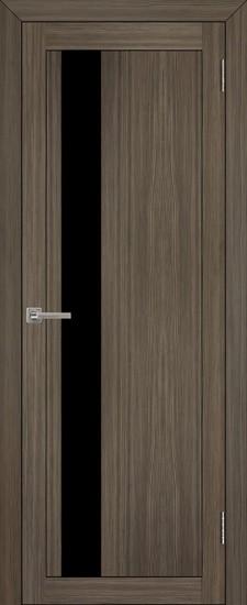 Дверь межкомнатная UniLine 30004 Велюр графит