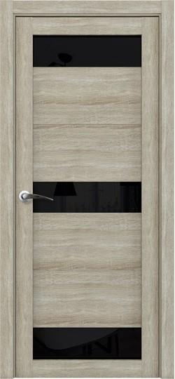 Дверь межкомнатная UniLine 30005 Серый велюр