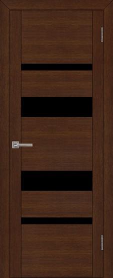 Дверь межкомнатная UniLine 30013 Орех вельвет