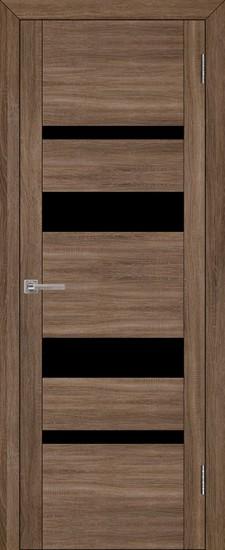 Дверь межкомнатная UniLine 30013 Серый велюр