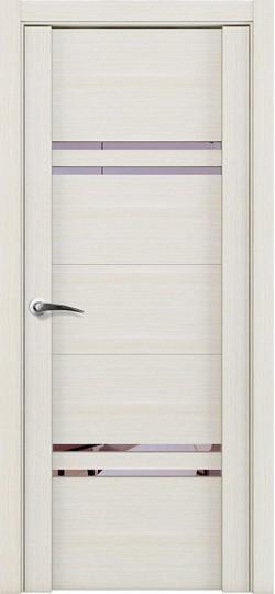 Дверь межкомнатная UniLine 30015 Капучино велюр