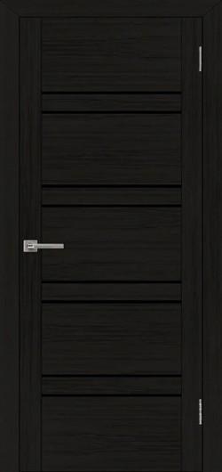 Дверь межкомнатная UniLine 30026 Дуб шоколадный
