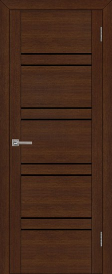 Дверь межкомнатная UniLine 30026 Орех вельвет