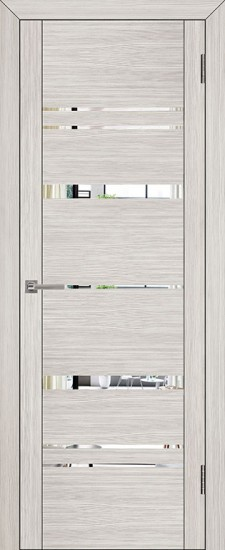 Дверь межкомнатная UniLine 30027 Капучино велюр