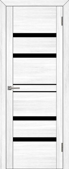 Дверь межкомнатная UniLine 30030 Белый велюр