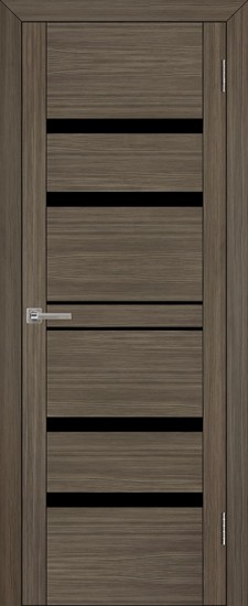 Дверь межкомнатная UniLine 30030 Велюр графит