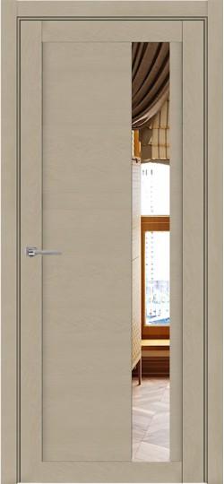 Дверь межкомнатная UniLine 30004 SoftTouch Кремовый Soft touch