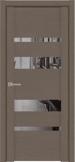Дверь межкомнатная UniLine 30013 SoftTouch Тортора Soft touch