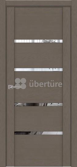 Дверь межкомнатная UniLine 30020 SoftTouch Тортора Soft touch