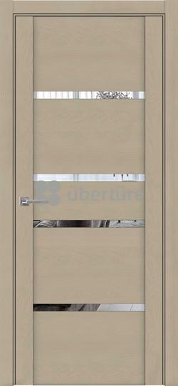 Дверь межкомнатная UniLine 30021 SoftTouch Кремовый Soft touch
