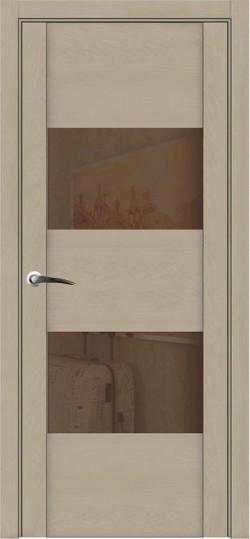 Дверь межкомнатная UniLine 30034 SoftTouch Кремовый Soft touch