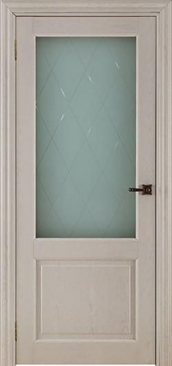Дверь межкомнатная ВЕРСАЛЬ 40004 Дуб жемчужный