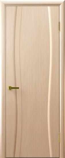 Дверь межкомнатная Диадема 1 Беленый дуб