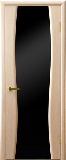 Дверь межкомнатная Диадема 2 Беленый дуб
